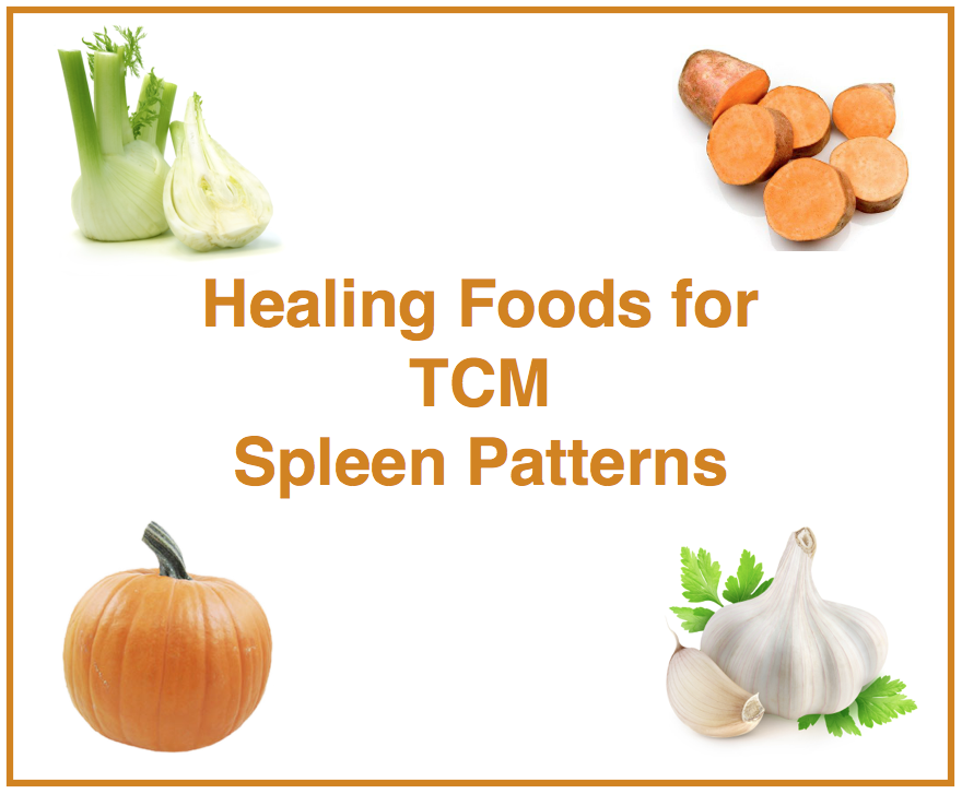 Healing Foods For Tcm Spleen Patterns Acupro Academy